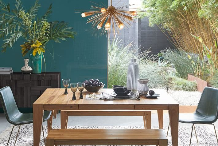 West Elm Anderson Expandable Dining Table Review
