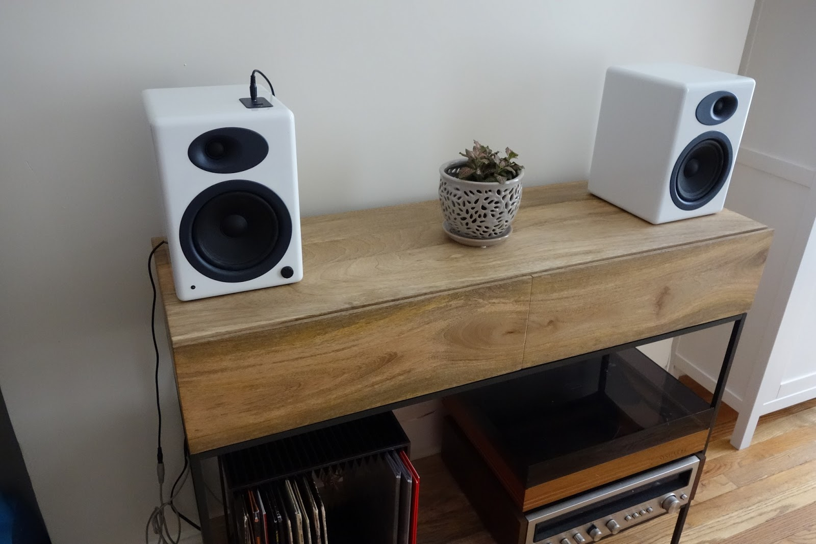 West Elm Industrial Storage Console Review Furnished Reviews