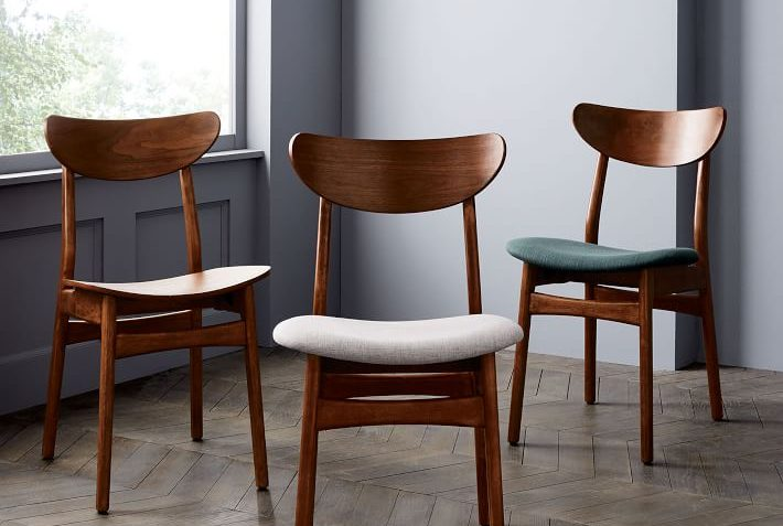 Outstanding West Elm Classic Cafe Upholstered Dining Chair Review Ibusinesslaw Wood Chair Design Ideas Ibusinesslaworg