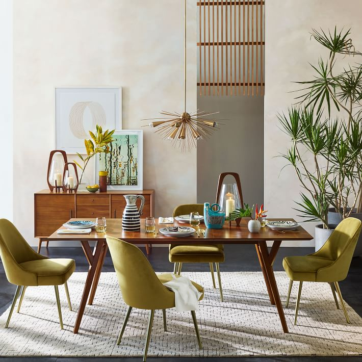 West Elm Mid Century Expandable Dining Table Review Furnished Reviews