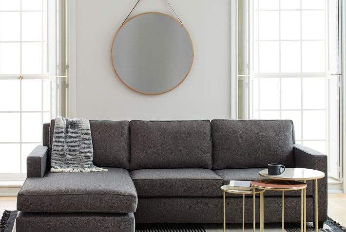 West Elm Henry Sectional Sofa Review