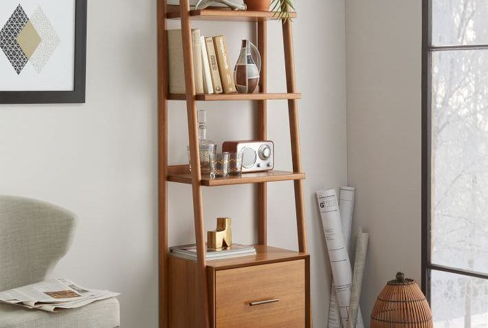 West Elm Mid Century Tower Bookshelf Review Furnished Reviews