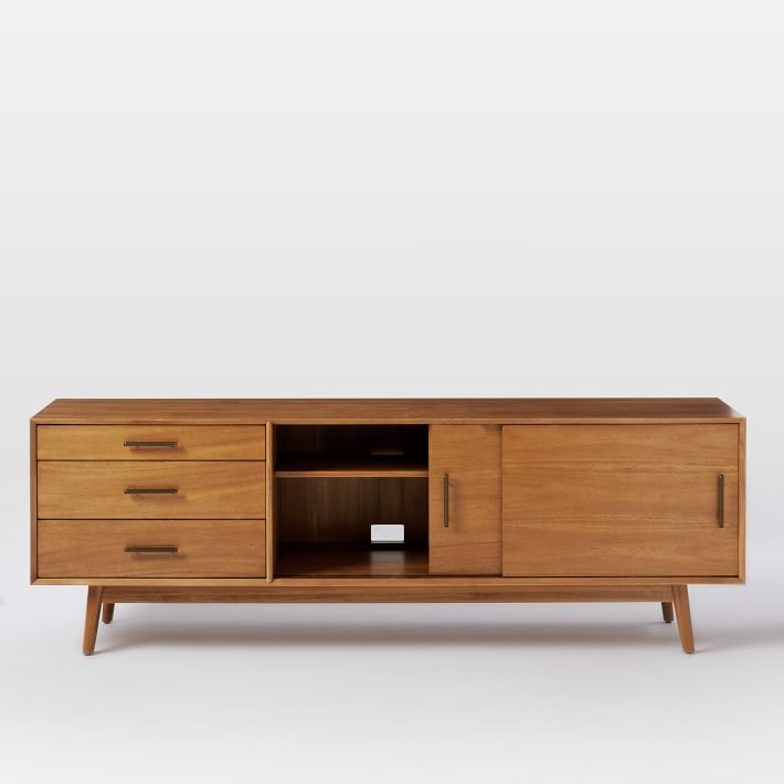 West Elm Mid Century Media Console Review Furnished Reviews